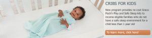 CRIBS FOR KIDS: New WCPH Program