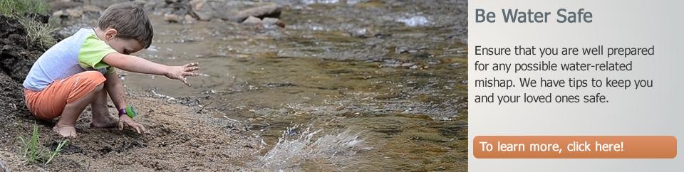 WATER SAFETY-KIDS